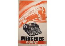 Mercedes Duurt