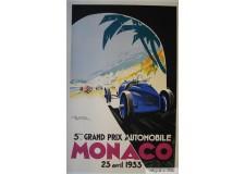 Grand Prix de Monaco 1933