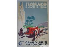 Grand Prix de Monaco 1934