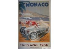 Grand Prix de Monaco 1936