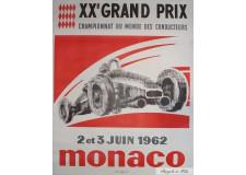 Grand Prix de Monaco 1962