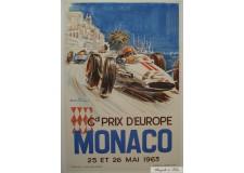 Grand Prix de Monaco 1963
