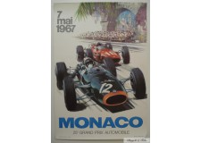 Grand Pris de Monaco 1967