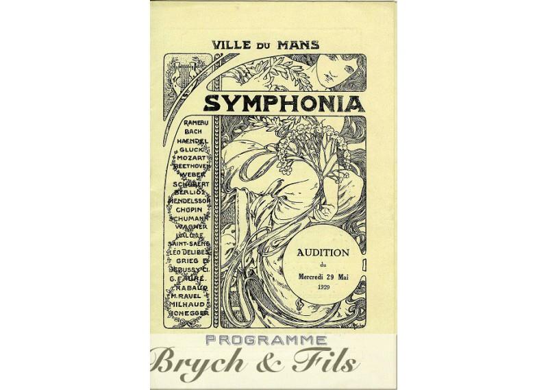 Concert de Symphonia