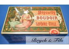 """Lefevre Utile""""        biscuits Boudoir"""""""