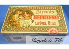 "Lefevre Utile ""Biscuits touriste"""