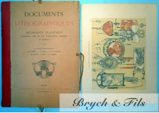 Documents lithographiques