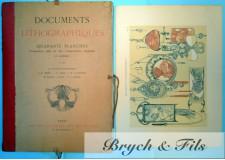 Documents lithographiques