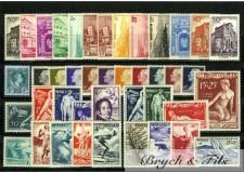 Année 1948 + P.A. N°28/35