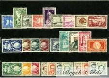 Année 1949 + P.A. N°36/48