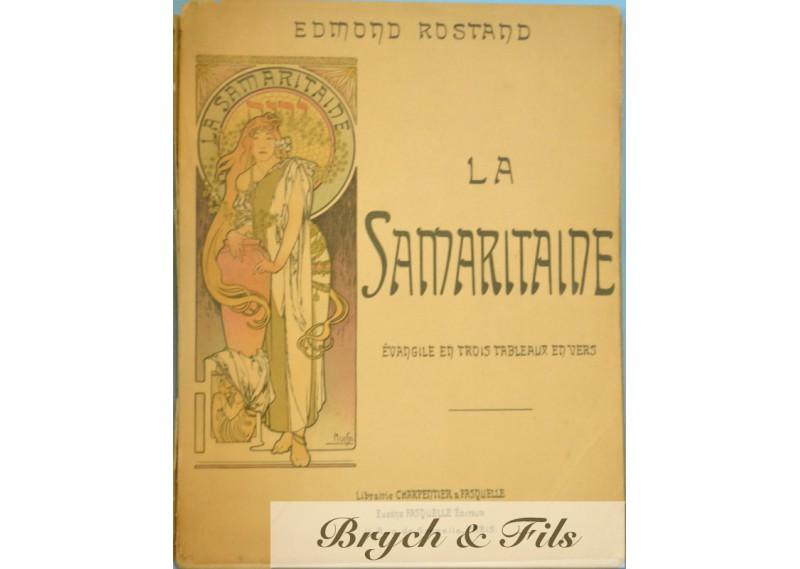 Edmond Rostand : La Samaritaine