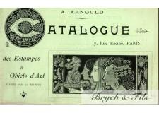 Catologue A.Arnould
