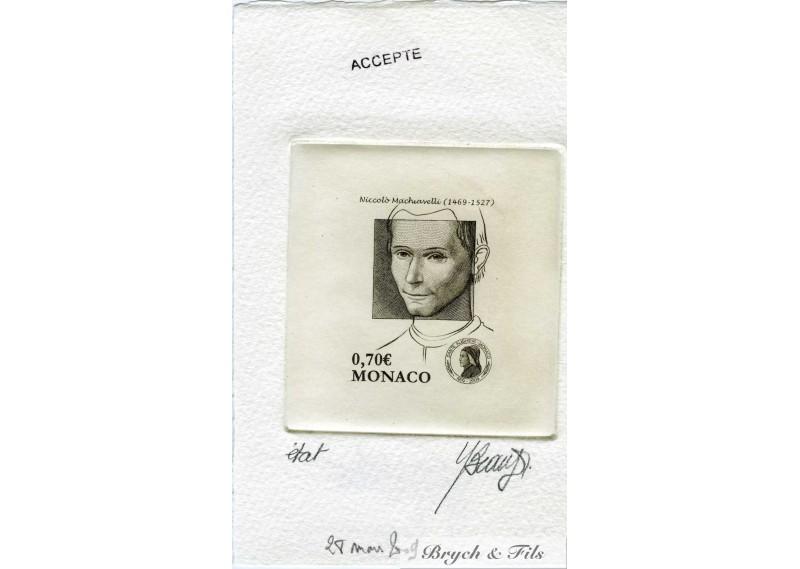 Epreuve d'Etat Projet Niccolo Machiavelli