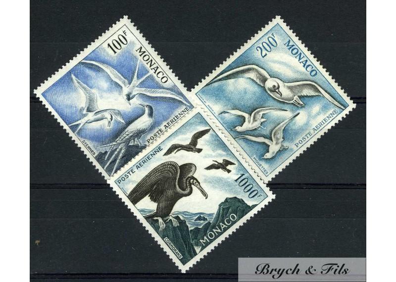 Poste Aérienne 1957