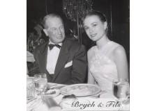 Grace Kelly et Maurice Chevallier