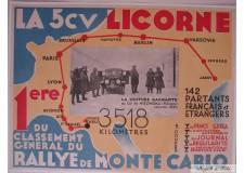 La 5CV Licorne