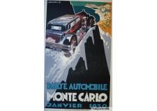 Rallye de Monaco 1930