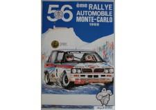 Rallye de Monaco 1988