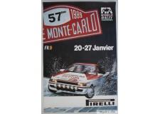 Rallye de Monaco 1989