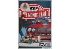 Rallye de Monaco 1990