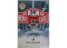 Rallye de Monaco 1991