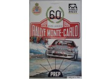 Rallye de Monaco 1992