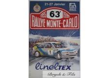 Rallye de Monaco 1995