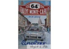Rallye de Monaco 1996