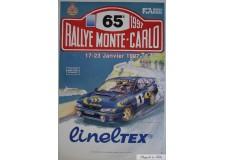 Rallye de Monaco 1997