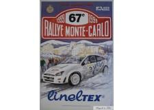 Rallye de Monaco 1999