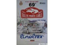 Rallye de Monaco 2001