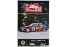 Rallye de Monaco 2004