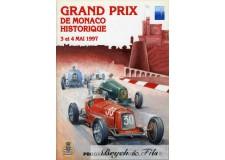 Programme Grand Prix Historique 1997