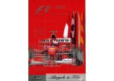 Programme Grand Prix Monaco 2000