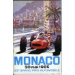Programme Grand Prix Monaco 1965