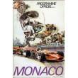 Programme Grand Prix Monaco 1971