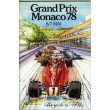 Programme Grand Prix Monaco 1978