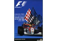 Programme Grand Prix Monaco 1994