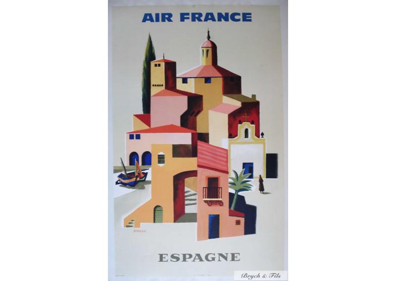 Air France Espagne