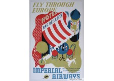 Fly Through Europe Imperial Airways