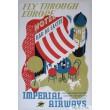 Fly Through Europe Imperial Airways