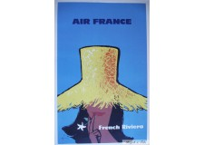 Air France French Victoria