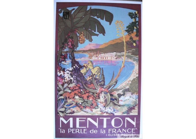 Menton Perle de la France 1926