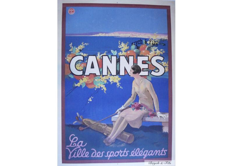 Cannes Ville des Sports Elegants