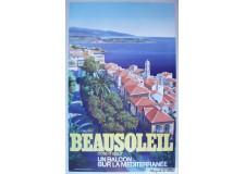 Beausoleil un balcon sur la Méditerranée