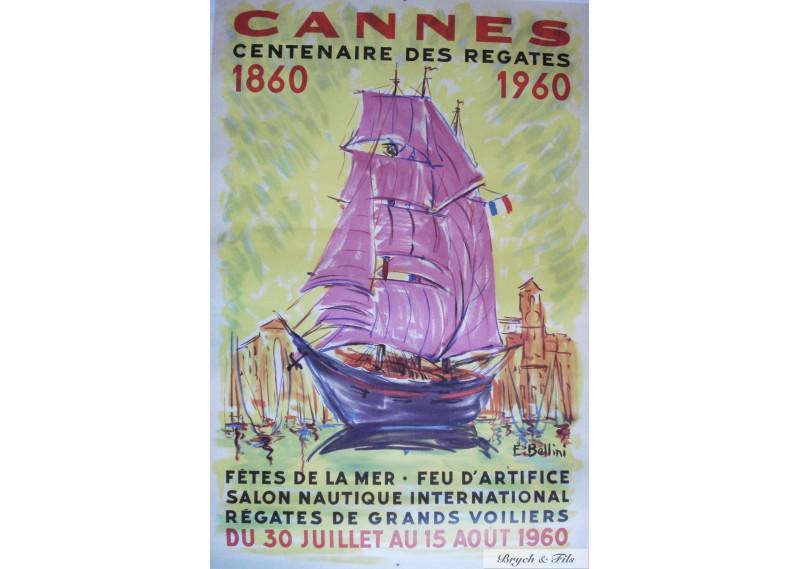 Cannes Centenaire des Régates