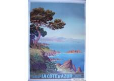 La Côte d'Azur Esterel Cannes