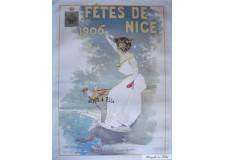 Fêtes de Nice  1906
