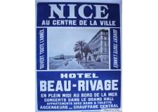 Nice Hôtel Beau Rivage