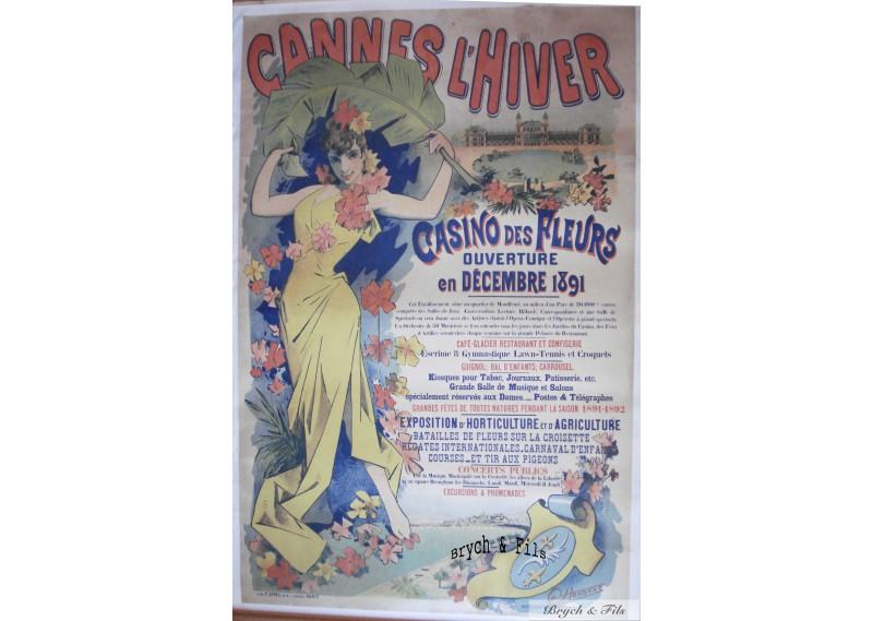 Cannes l'Hiver Casino des Fleurs